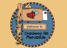 Cranberry Hill/Stamp On Over