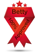 "E sono anch&#39;io una ""Betty approved"""