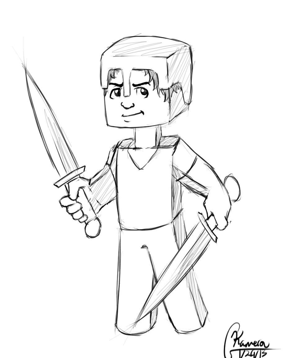 Free minecraft creepers coloring pages