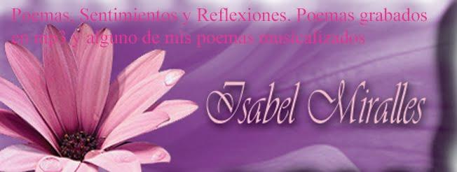 Blog de Isabel Miralles