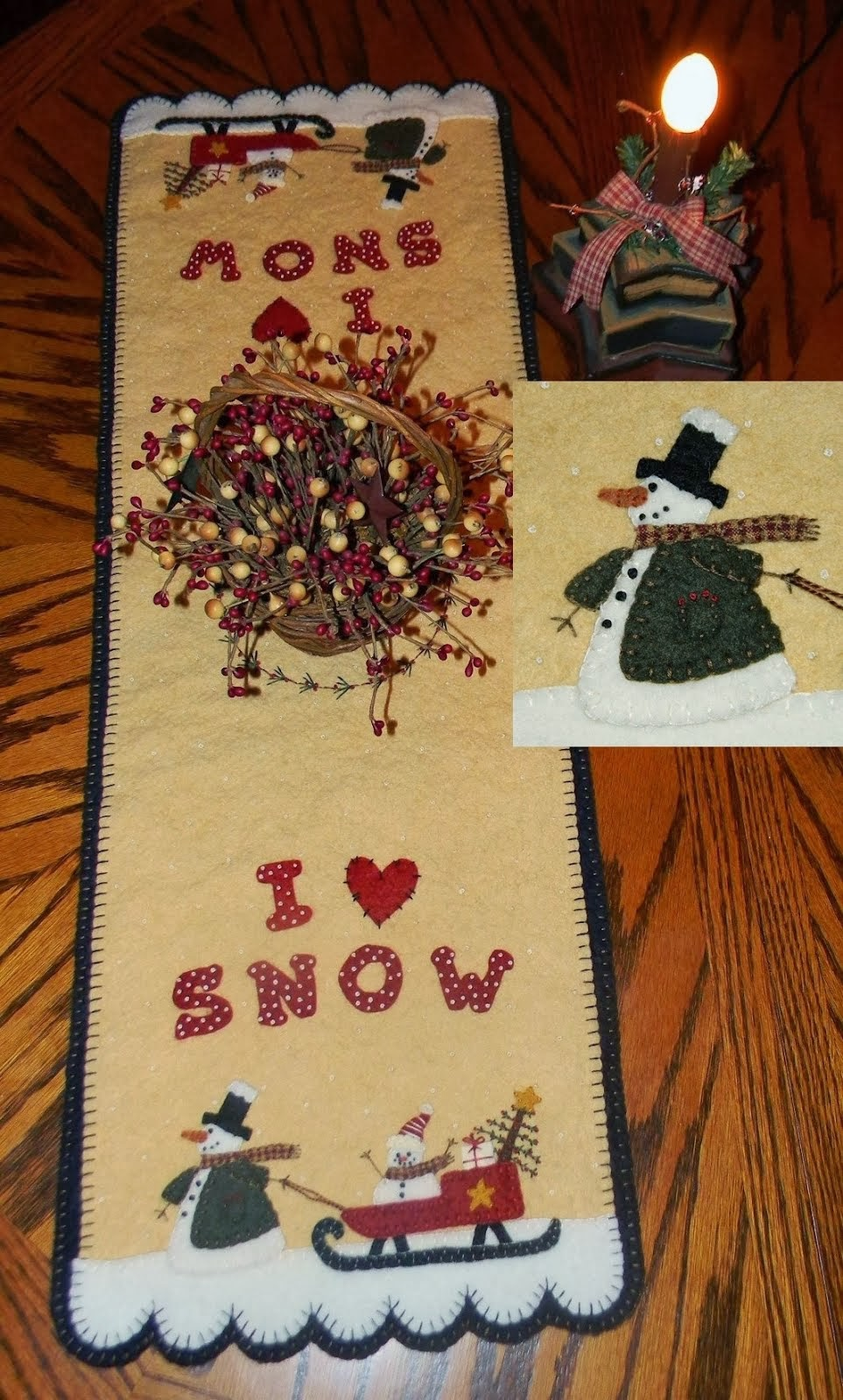 ~*I Love Snow*~