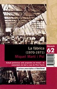 La fàbrica (Miquel Martí i Pol)