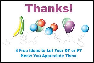 ... - www.YourTherapySource.com: 3 Free Therapist Appreciation Ideas