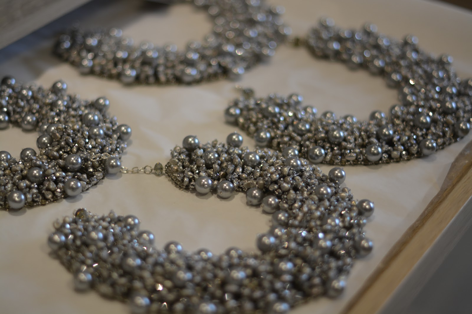 Maitai's picture book: baubles and pearls