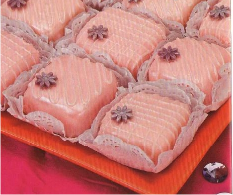مخبز بجوز الهند حلويات سميرة