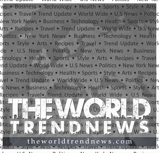 World Trend News, Business, Technology, Health, Sports, Style, Arts, NFL, NBA, NHL, MLB, Golf, Boxing, Soccer, WWE, Football, Art & Design, Hollywood Movies, Dance & Music, All Television of America, Video Games, TV Series