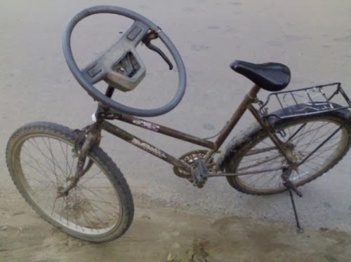 Jugaad With Cycle