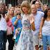 Fotos: Saliendo del gimnasio en Nueva York (30 de julio)