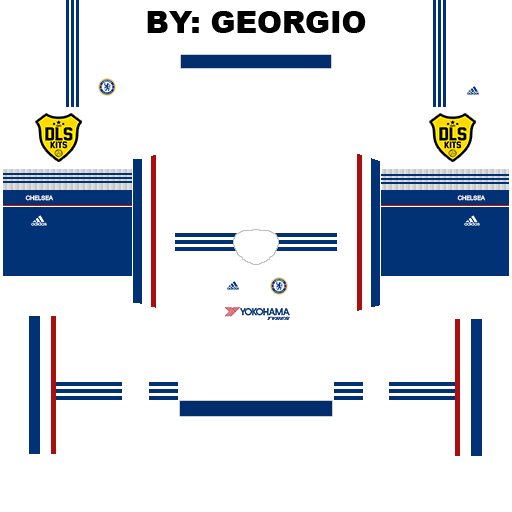 dream league soccer kits chelsea 1516 kits by georgio