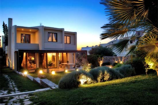 Modern Greek Homes modern greek houses - home design