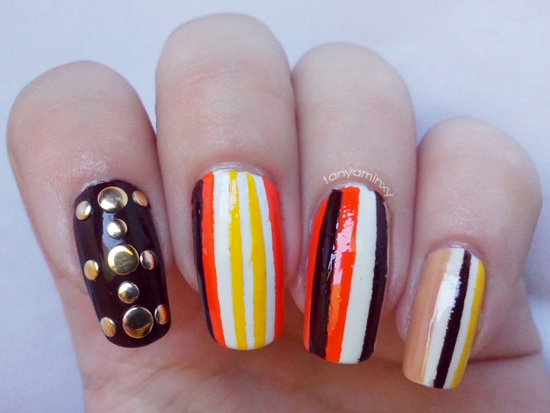 tanyaminxy Dragonfruit Diaries Nails