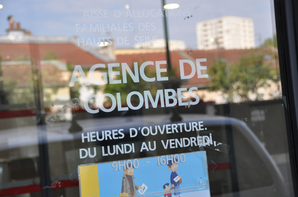 Numero Caf Colombes