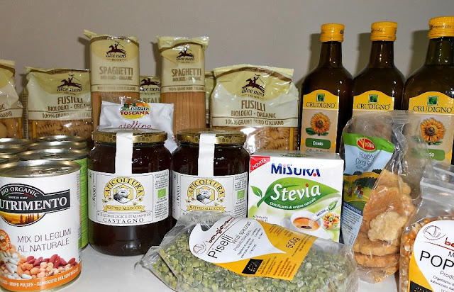 tibiona: mangiare sano e biologico