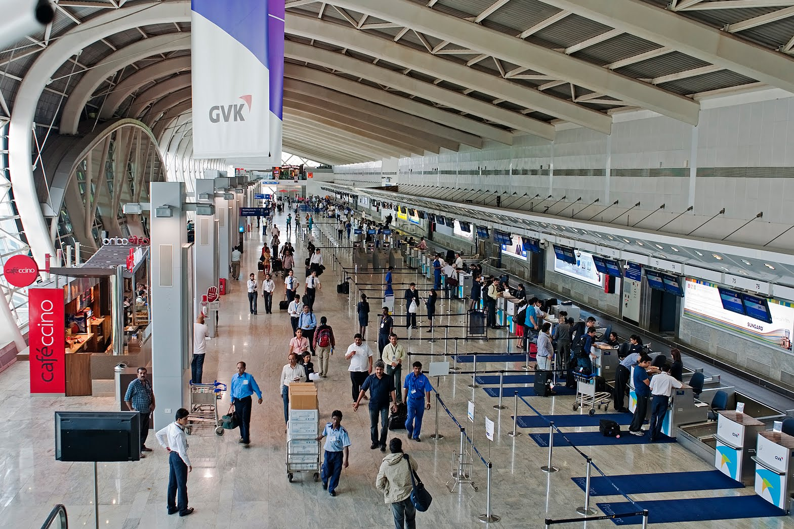 Hyderabad Mumbai Delhi Airports Score High On Aci