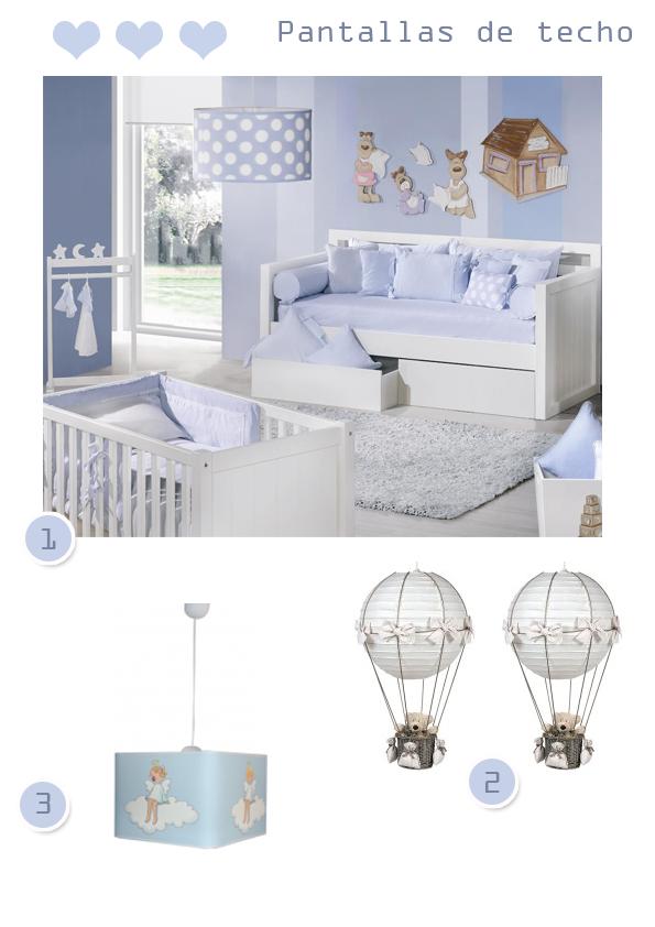 Bb the countrybaby blog ilumina su espacio pantallas - Lamparas para habitaciones infantiles ...