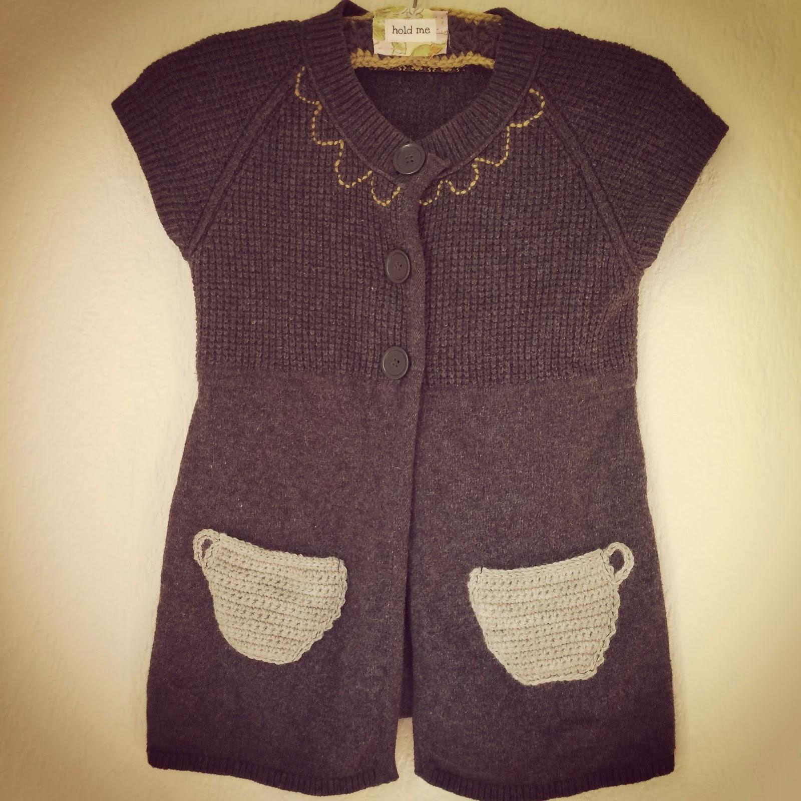 Maize Hutton: Crochet a Teacup Pocket-Free Pattern!