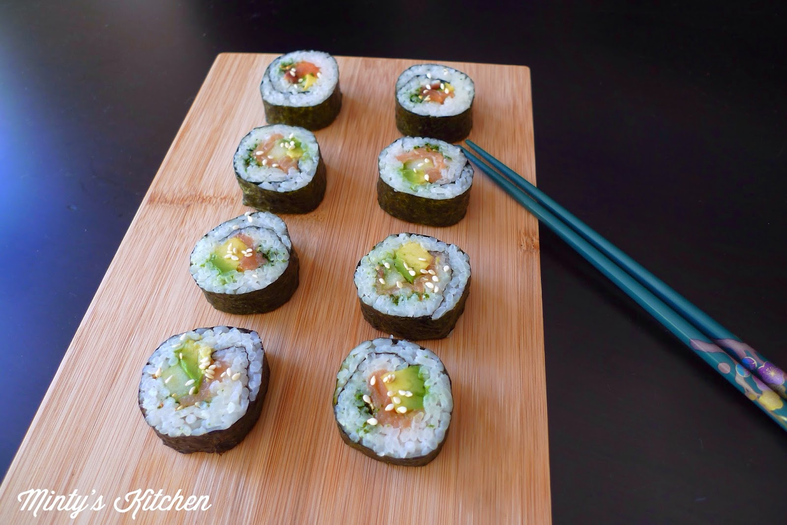 how to make sushi with 3 cups of sushi rice