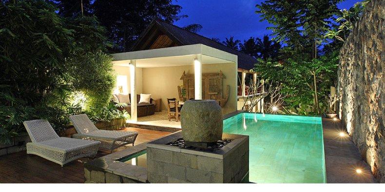 Piscina con encanto charming swimming pool for Piscinas pequenas con encanto