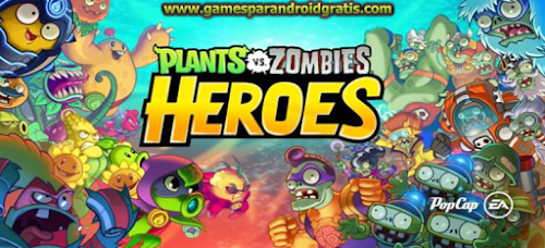 Download Plants vs. Zombies Heroes v1.0.11 Apk + Data Torrent