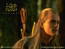 Legolas Greenleaf of Mirkwood