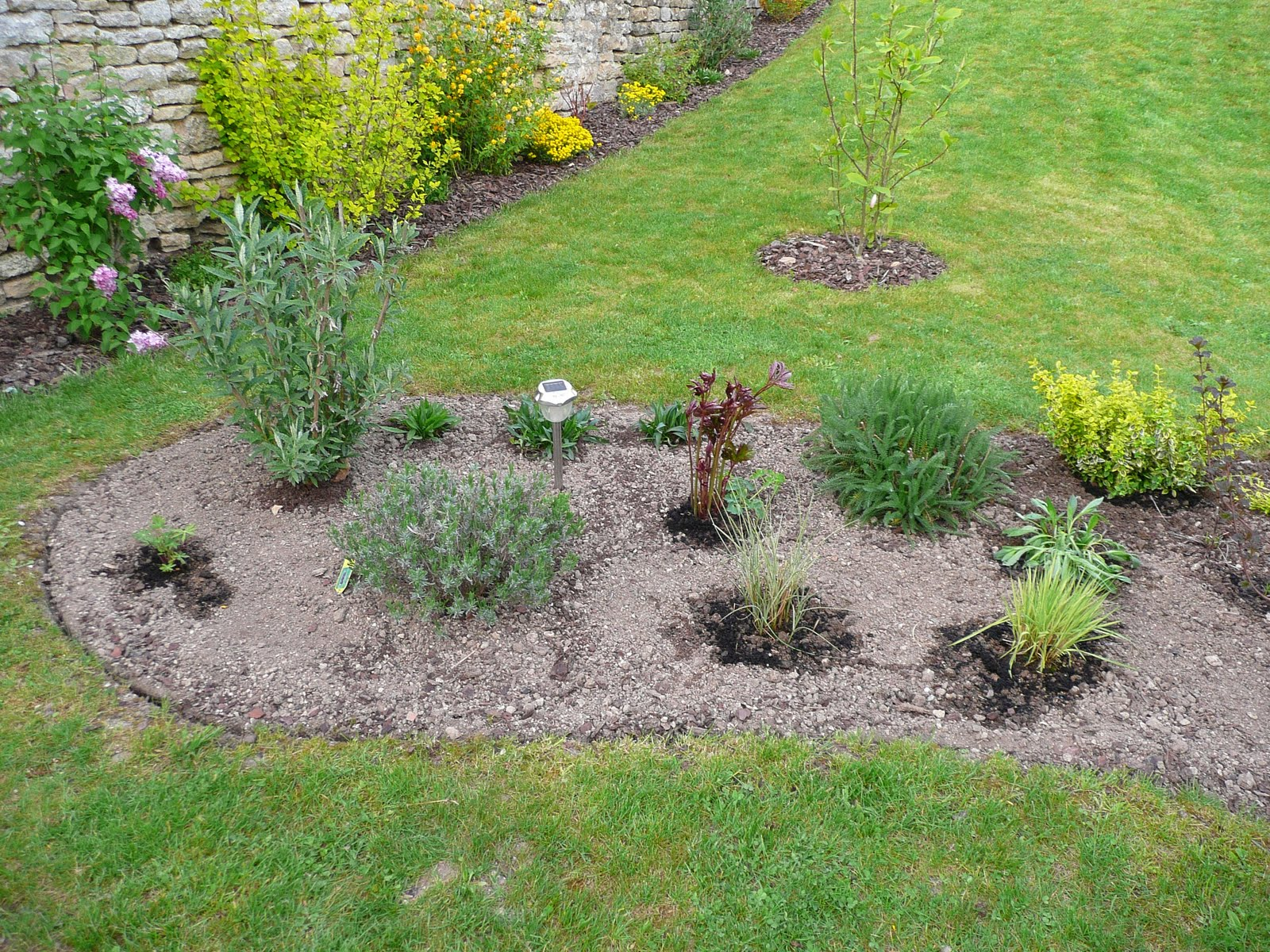 Notre jardin secret nouveaux achats for Petit jardin sans entretien