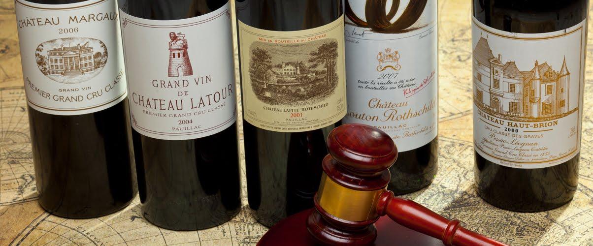 WINE AUCTION & DINNER
