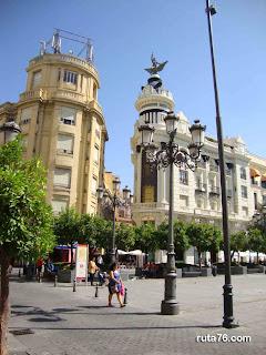 Plaza de las Tendillas cordoba