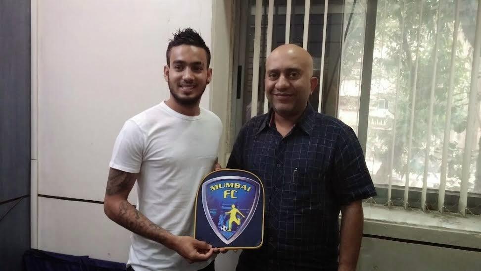 Collin Abranches-Mumbai FC