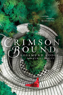 http://www.amazon.com/Crimson-Bound-Rosamund-Hodge/dp/006222476X
