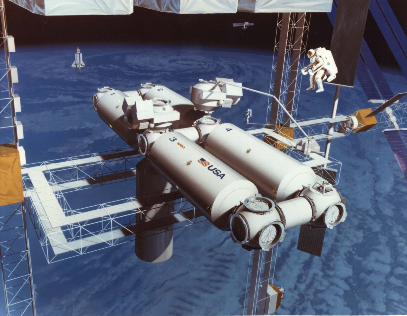 space flight 1985 - photo #39