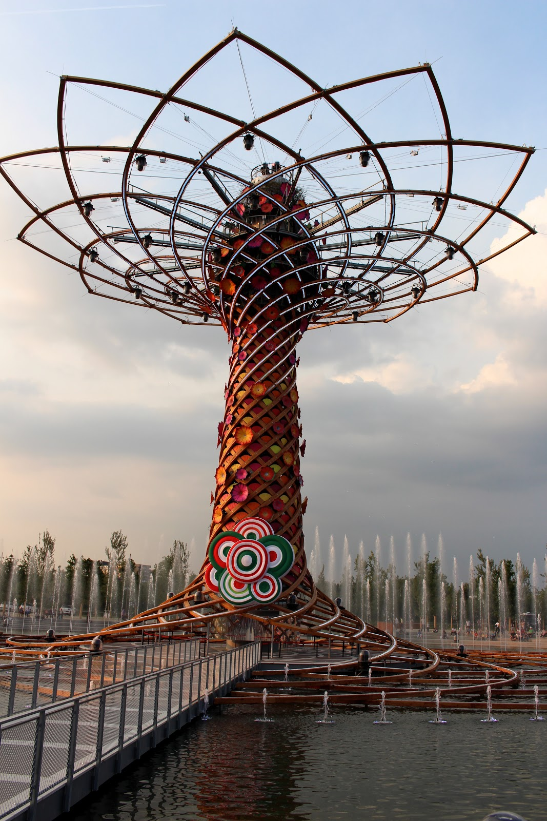 Expo Milano 2015 Life Tree