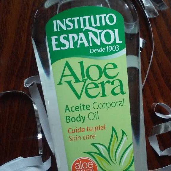 Instituto Espanol Aloe Vera Olejek do ciała