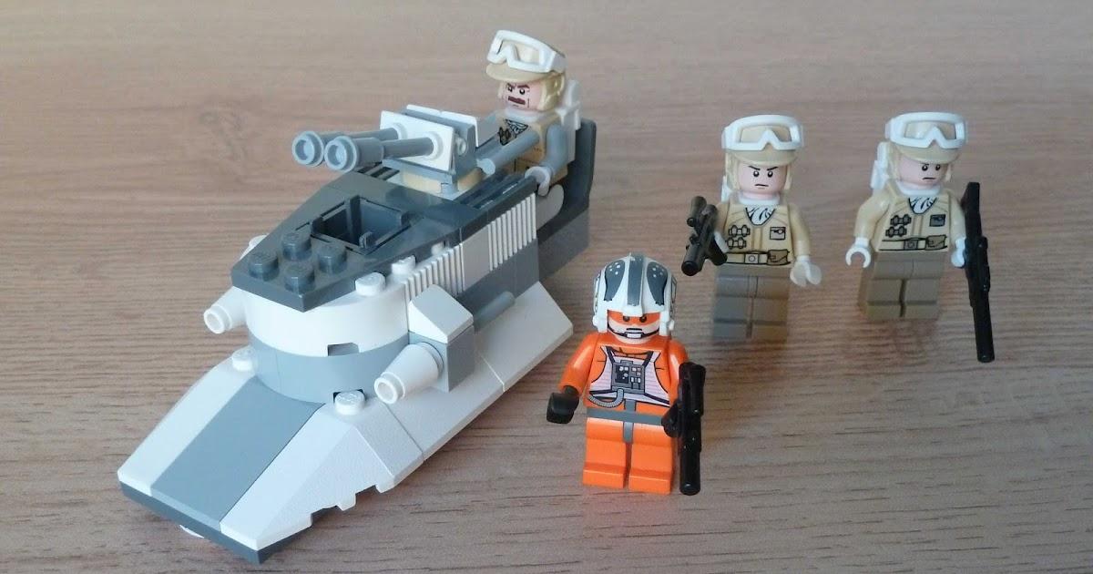 Totobricks Lego 8083 Lego Star Wars Rebel Trooper Battle Pack
