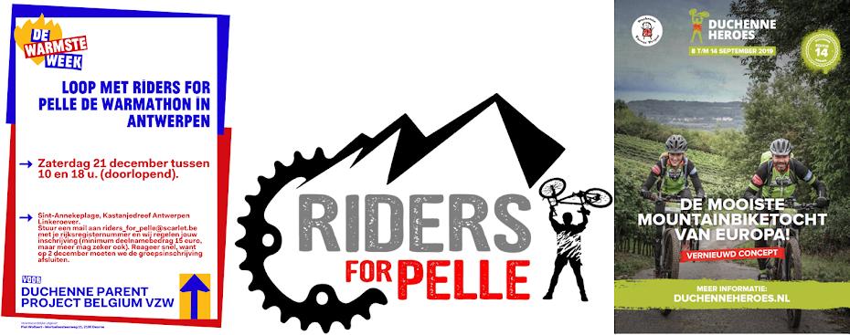 Loop met Riders for Pelle de Warmathon in Antwerpen