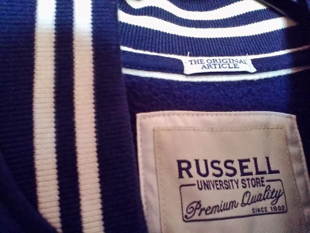 Russell Athletic Man
