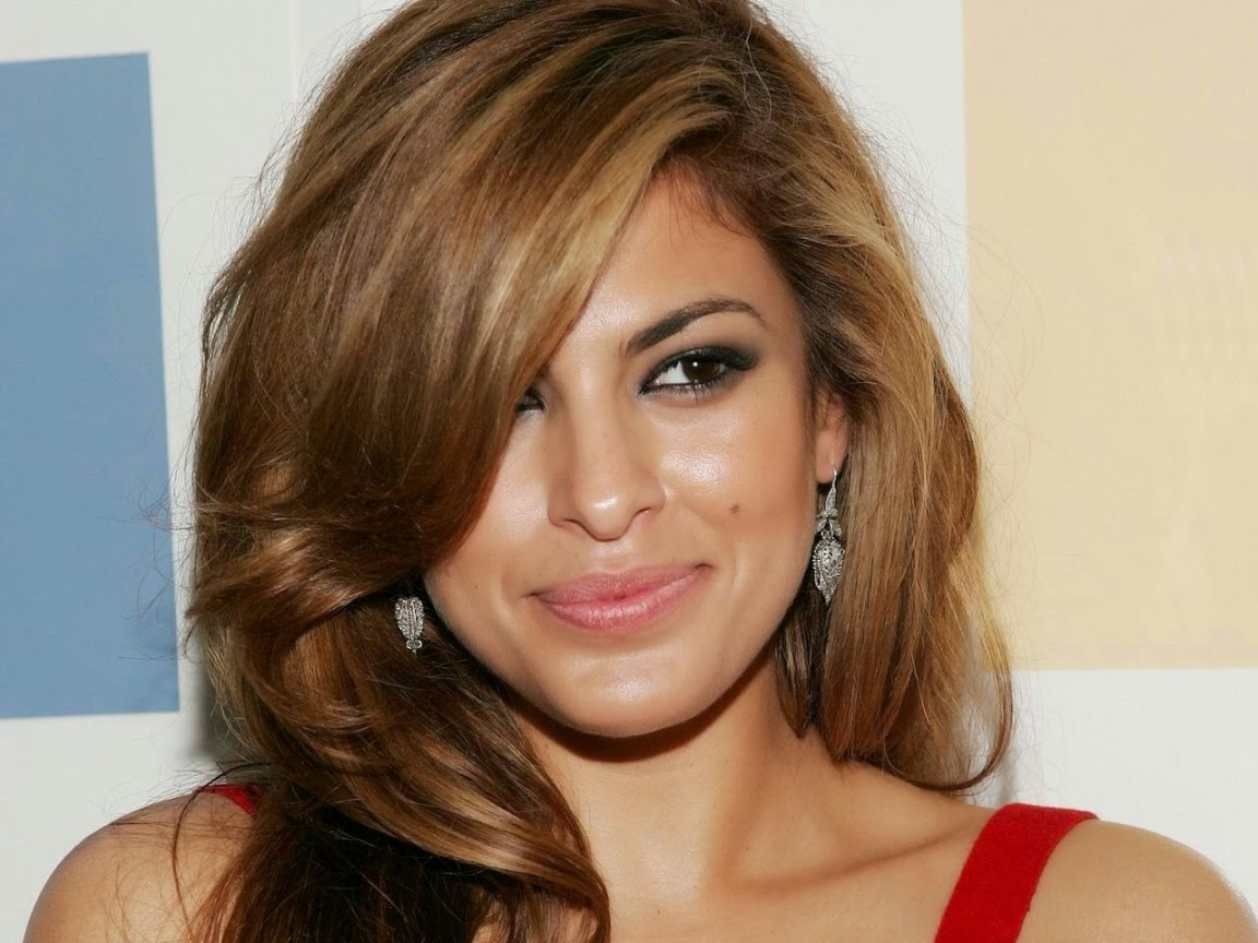 Eva mendes smile best wallpaper