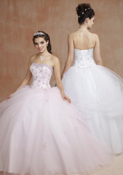 delighted day in july: Princess Prom Dress 2012
