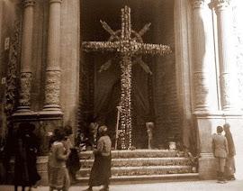 LA INVENCIÓN DE LA SANTA CRUZ O FIESTA DE LAS CRUCES O CRUZ DE MAYO (Año 326). Fiesta 03 de Mayo