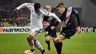 Ligue Europa : Kiev met fin à l'aventure de Guingamp