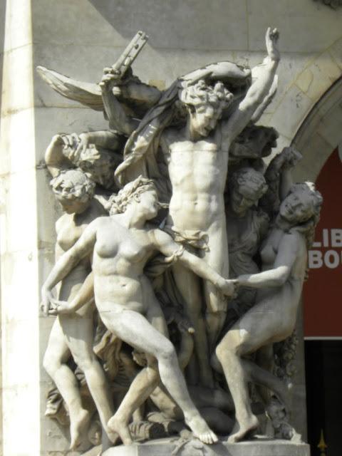 The Paris Opera or Le Palais Garnier