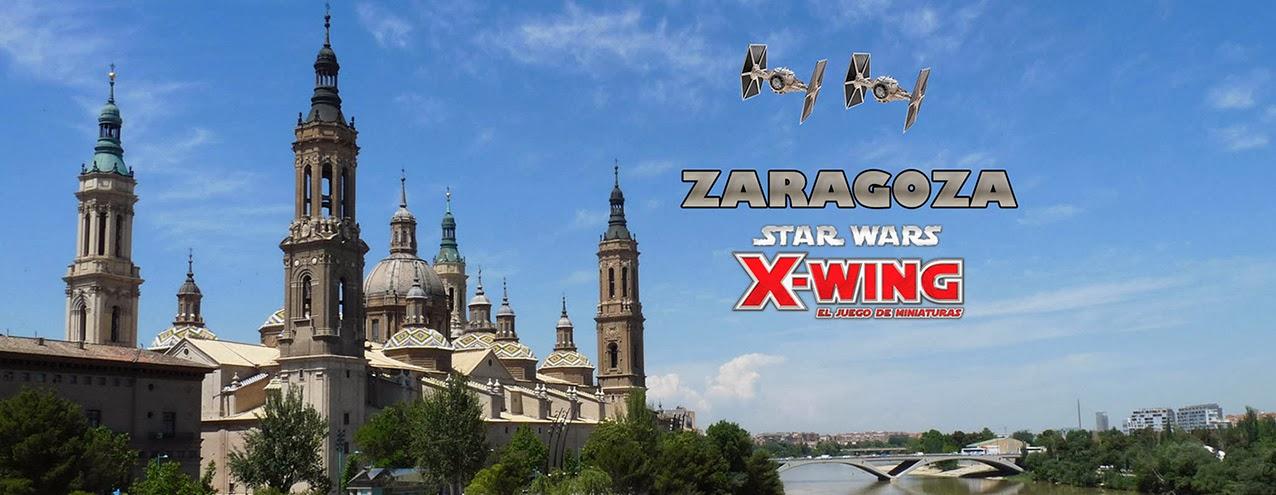 X-Wing Zaragoza