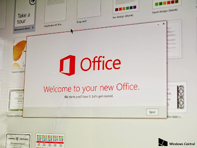 Microsoft Office 2016 Activation