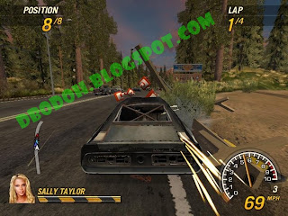 Free Download FlatOut 2 Full Version (PC)