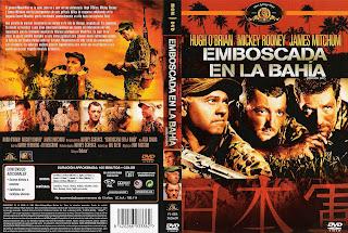 Carátula: Emboscada en la bahía (1966) Ambush Bay