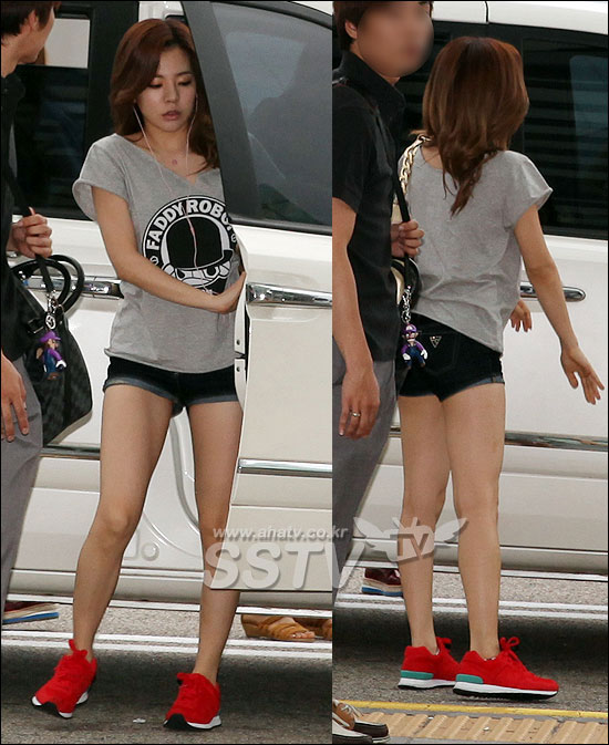 My K-Pop Database: 110819 SNSD Airport Fashion