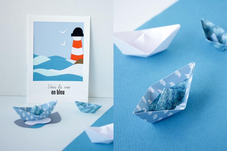 marauda-verbo-paper-cut-origami-boat
