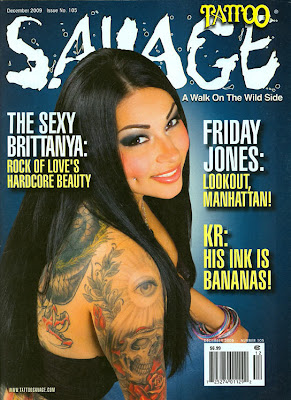 Tattoo Magazines
