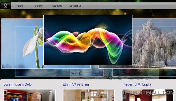 image gallery html css. Free Metamorph Sparks Gallery Jquery CSS Template, Another One of The Best