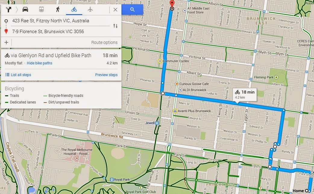 How Accurate Are Google Maps Cycling Time Estimates Better By Bicycle - Calculate route distance google maps