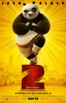 Kungfu Panda 2: The Secret Of The Furious Five